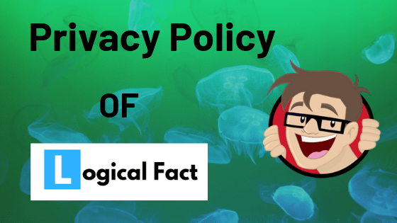 Privacy Policy Of Logical Fact
