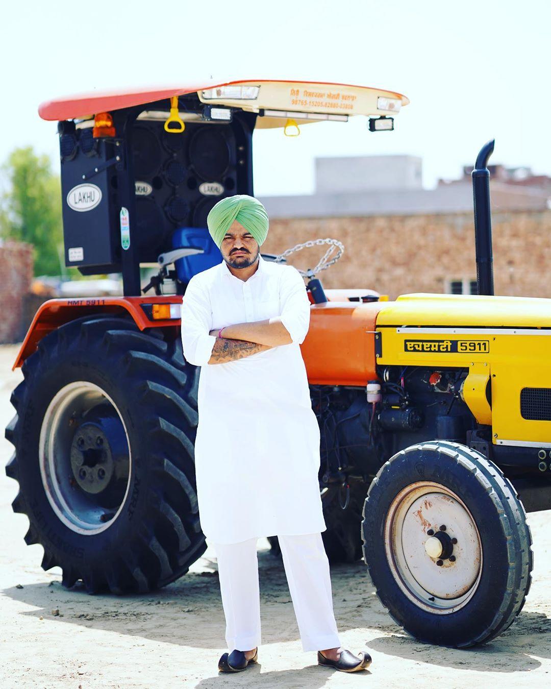 Sidhu Moose Wala HD Photo
