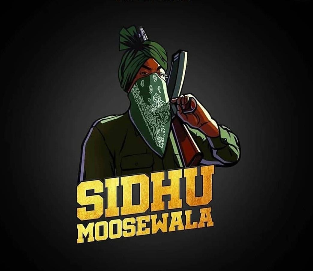 Sidhu Moose Wala Logo